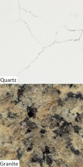 Granite Marble Quartzite And Travertine Are All Considered Natural Stone But Is The Most Common Due To Its Toughness Relatively Stronger